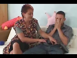 mature loves big young cock