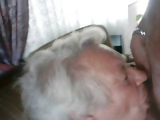 Real Granny sucks