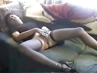 My mature slut fingering her pussy hard