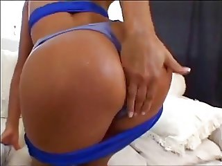 Sexy Milf Blonde fuck a Monster Black Cock