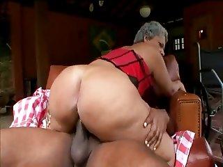 Brazilian Grandma 2