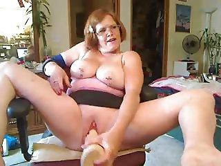woman playing