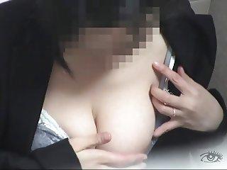 Erotic Voyeurism Public rest room MILF bewitching onanism 1