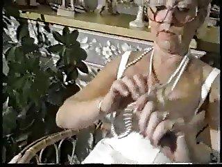 Slutty granny Lydia