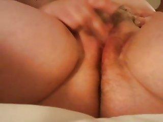 65 y.o friend pussy play