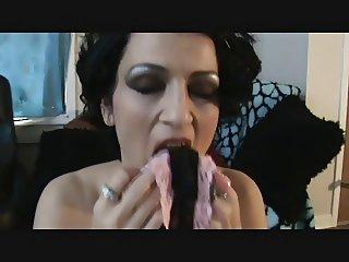 dirty panties lick