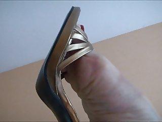 Sexy mature feet 2