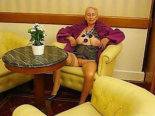 Granny Romy 66yo