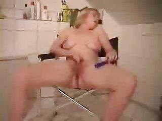 happy older slut