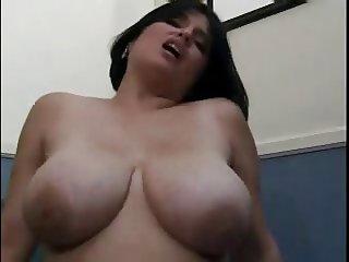 Dave Cumming fucks Big Tits Latin BBW