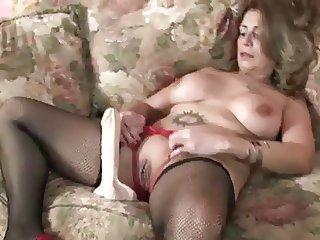 dildo in cunt Sandie Marquez