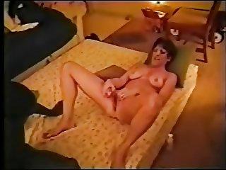 Nasty Wife Debbie's Long Black Cock