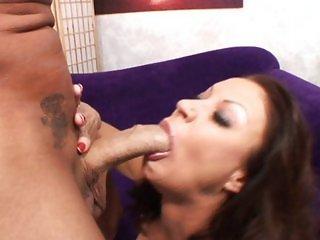 MILF takes on a porn professional