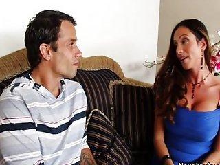 Ariella Ferrera gets her pussy slammed