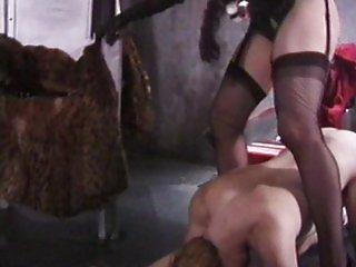 Take your spanking like a man