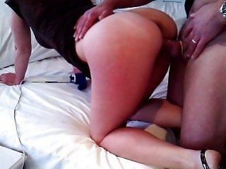 True Amateur Bubble Butt MILF Doggy Style