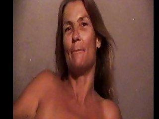 Old Lady sucks my cock