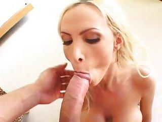 Nikki Benz loves this cock