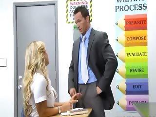 sweet schoolgirl wit big tits fucks hard