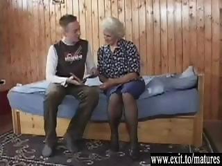 65 years Tamara with 22 years Toyboy