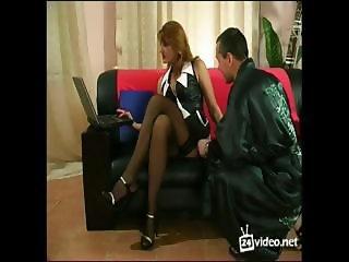 Nice mature lady.