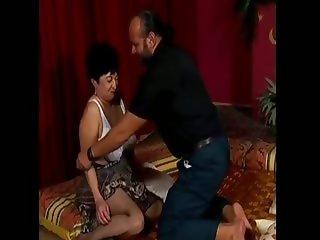 Fat Old Mature Love Sucks Big Cock