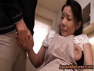 Ayane Asakura Japanese mature woman