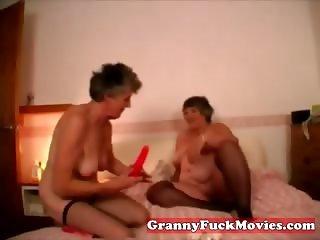 Grannies Fay and Ann