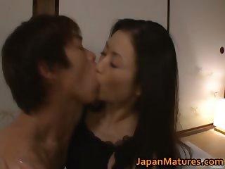 Matsuda Kumiko real asian mature girl