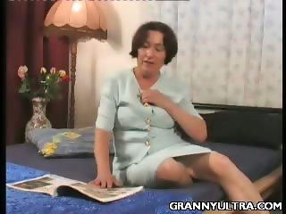 Cock Loving GILF