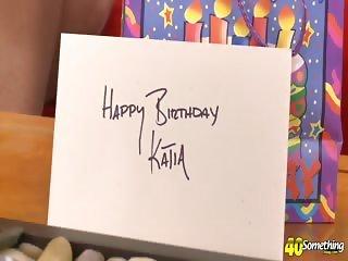 Katia And Her Birthday Presents