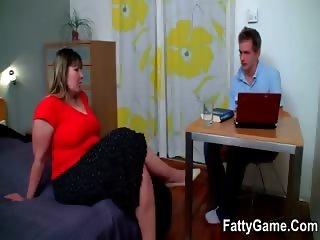 Head doctor makes fatty feel good