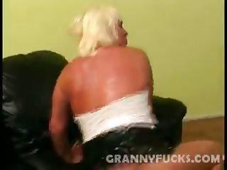 Drilling Grandma Dane Hayes