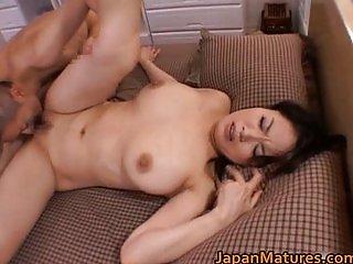 Miki Sato pretty nihonjin mum enjoys