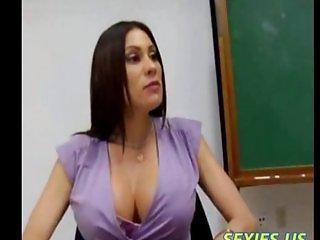 Teacher loves big cocks